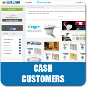 CASH-CUSTOMERS