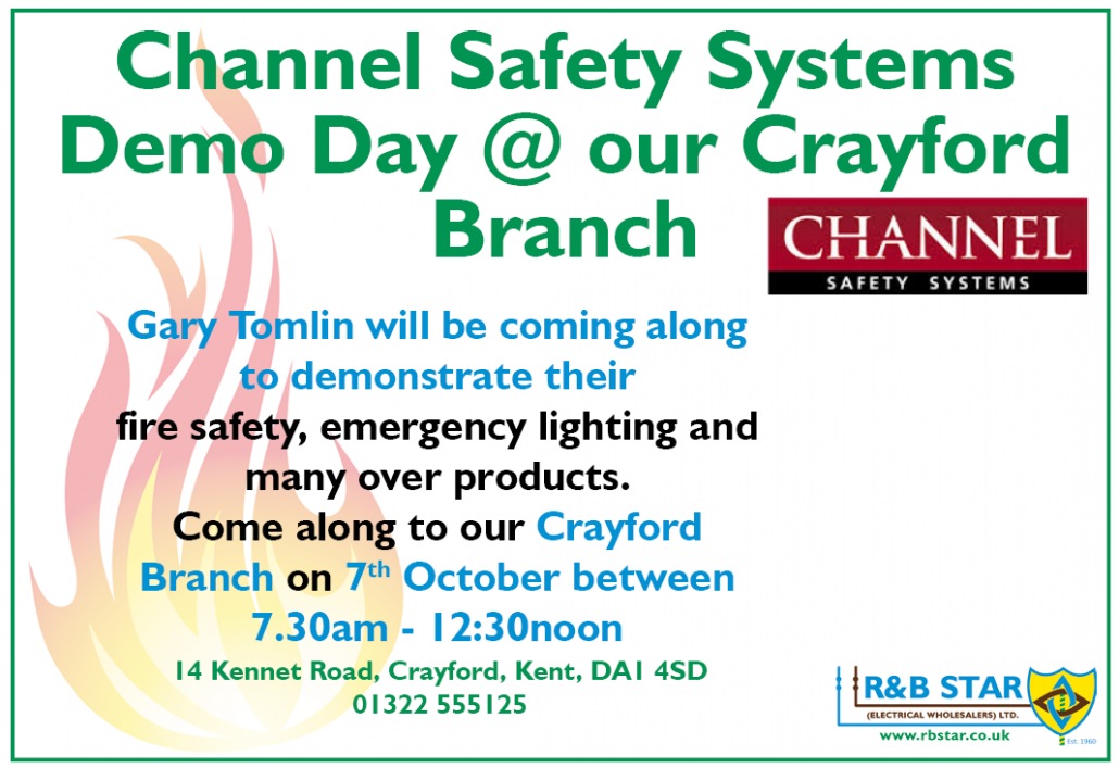 Channel Safety Systems Breakfast morning