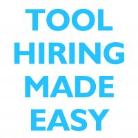 Tool hire website