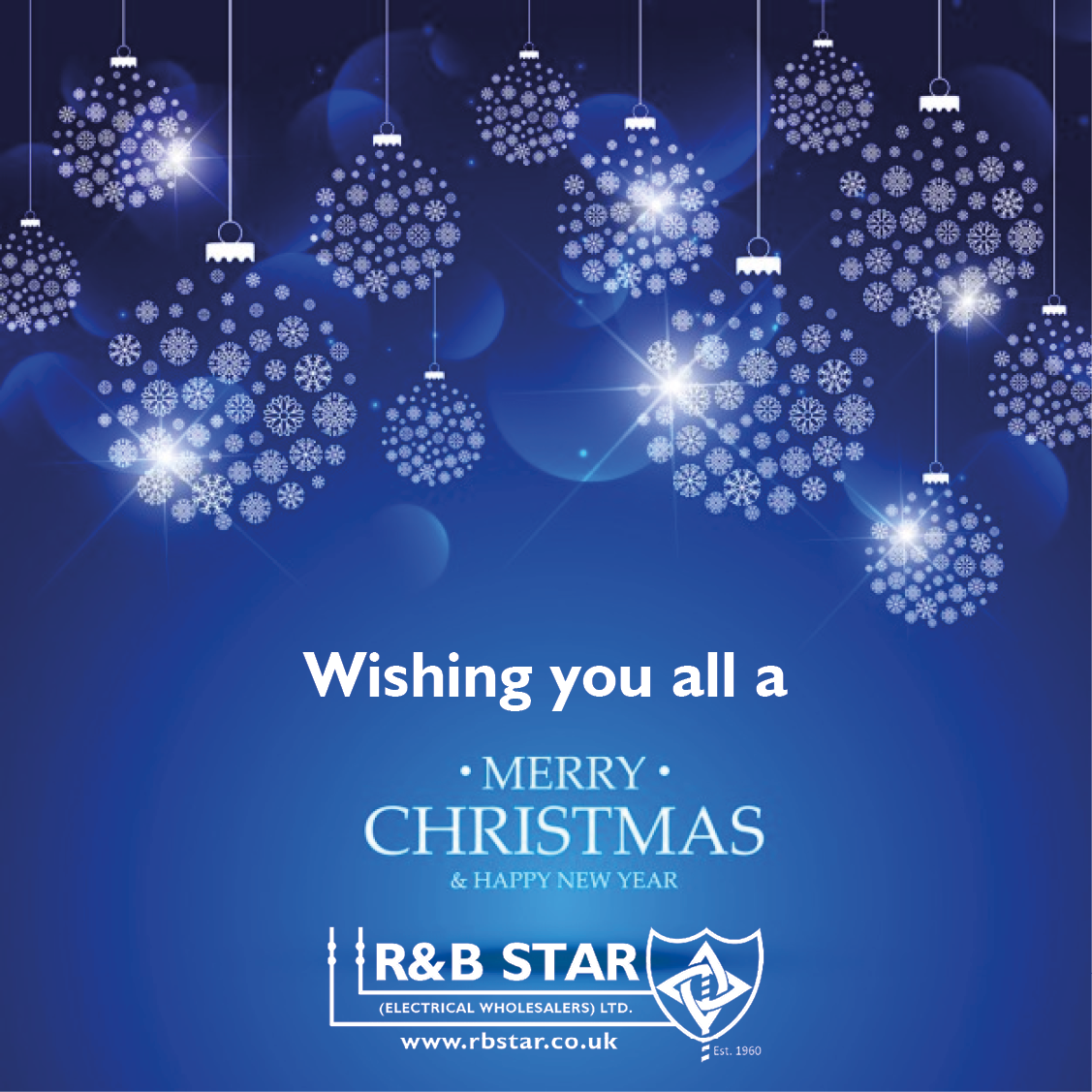 Merry Christmas Rb Star Electrical Wholesalersrb Star Electrical